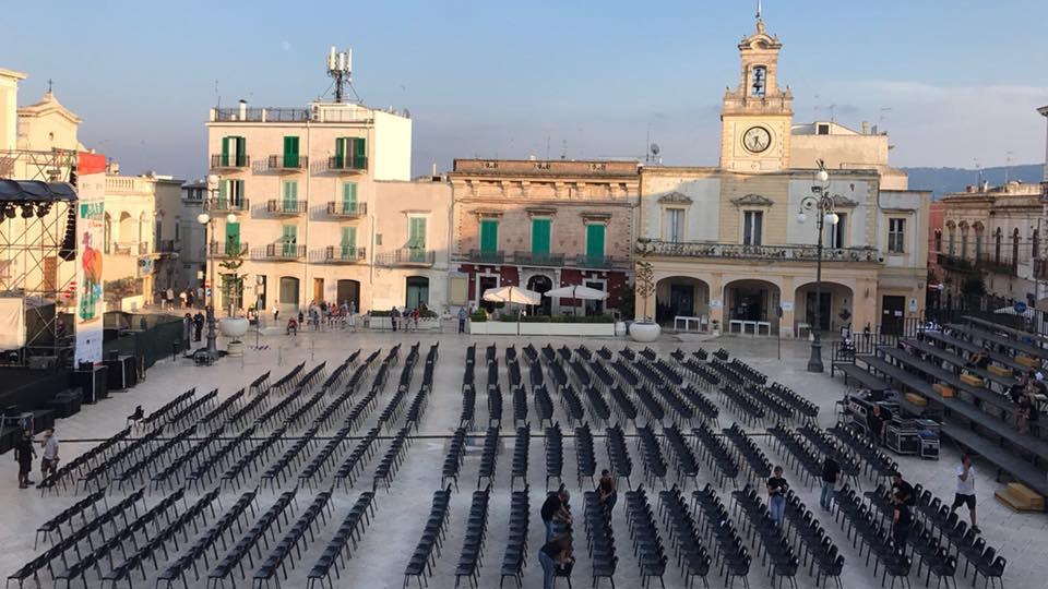 Concerti con date uniche in Puglia